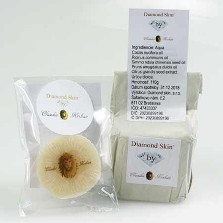 Prírodný bylinkový šampón (110g) + tuhý kondicionér (15-20g)