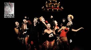 Zľava 60%: Máte radi kultúru? Využite zvýhodnenú vstupenku do divadla Malá scéna na super predstavenia počas celej sezóny 2016/2017.