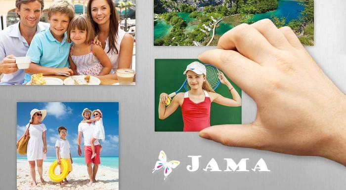 Zľava 40%: Nechajte si zhotoviť originálny suvenír z dovolenky. Magnetky s vlastnou fotografiou v rôznych rozmeroch. Zaveste si na chladničku doplnok, ktorý nikde inde nenájdete alebo obdarujte blízkych.