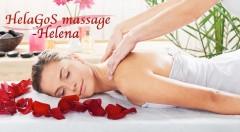 Zľava 39%: Doprajte si trochu uvoľnenia vo forme masáží a buďte ako znovuzrodení - v Salóne HelaGoS massage v centre Bratislavy vám k tomu napomôžu! :-)