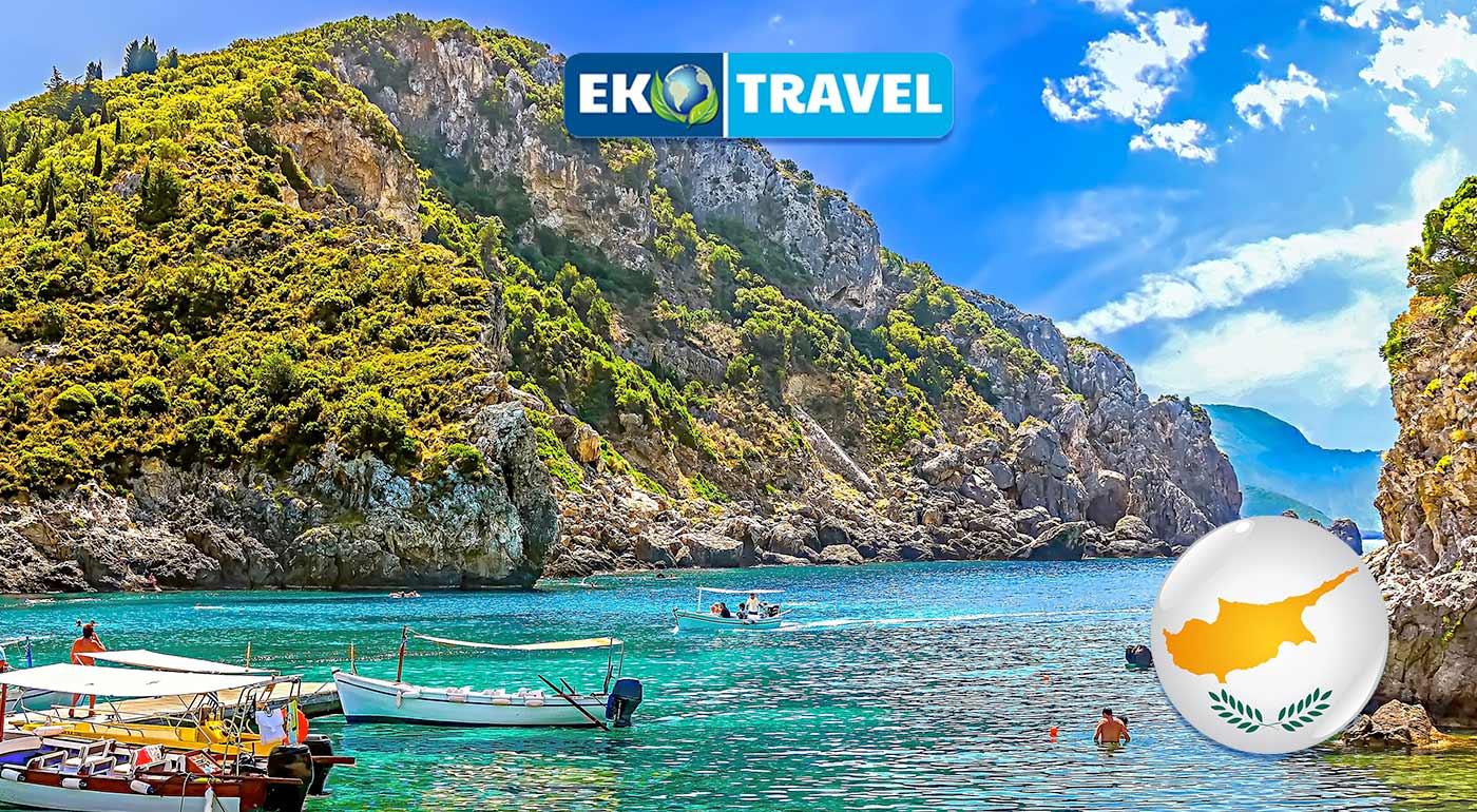 Vyberte sa spoznávať poklady Afroditinho ostrova počas 8-dňového kultúrno-pobytového zájazdu na Cyprus s odletom z Viedne