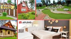 Zľava 27%: Privítajte jeseň skvelým relaxom vo Vysokých Tatrách. Vyrazte na pobyt pre 2 alebo 5 osôb so vstupom do sauny. Vyberte si svoje štúdio, apartmán, chatu alebo domček Tatry Holiday!