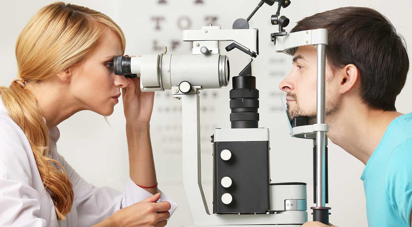 860a7073a Vyšetrenie zraku najmodernejšími prístrojmi v poliklinike Vajnorská