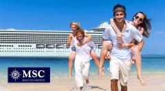 Zľava 60%: Fascinujúca 8-dňová plavba luxusnou loďou MSC Poesia po Stredozemnom mori s návštevou miest Janov, Neapol, Barcelona či Marseille. Užite si netradičnú dovolenku na výletnej lodi.
