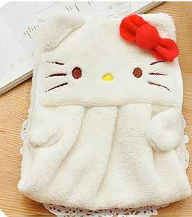 Detský uterák - biely