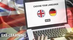 Zľava 72%: Zlepšite svoje jazykové schopnosti! Blesková angličtina alebo nemčina cez online denné kurzy exe-learning. Už po mesiaci budete schopní komunikovať v cudzom jazyku.