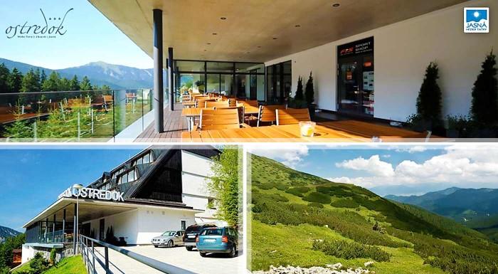 Fotka zľavy: Prežite nezabudnuteľný pobyt v najkrajšej časti Nízkych Tatier - priamo v stredisku Jasná. Vychutnajte si relax vo wellness, výborné jedlá a očarujúcu prírodu Demänovskej doliny.
