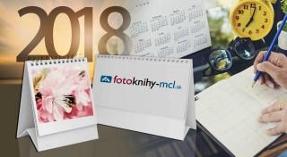 Zľava 98%: Nástenný, stolový alebo plánovací kalendár z vašich vlastných fotografií. Pripomínajte si svoje najkrajšie zábery po celý budúci rok! Vhodné aj ako milý darček.