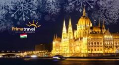 Zľava 40%: Oslávte Advent vynikajúcimi gastro špecialitami na vianočných trhoch v Budapešti. Vyberte sa na dva dni do rozsvietenej metropoly Maďarska  a užite si nevšedný zážitok.