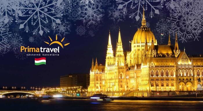 Fotka zľavy: Oslávte Advent vynikajúcimi gastro špecialitami na vianočných trhoch v Budapešti. Vyberte sa na dva dni do rozsvietenej metropoly Maďarska  a užite si nevšedný zážitok.