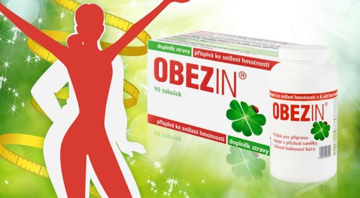 Fotka zľavy: Prípravky na chudnutie Obezin® pre štíhlu líniu
