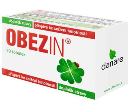 Kapsule na chudnutie OBEZIN® (balenie 90 kapsúl)