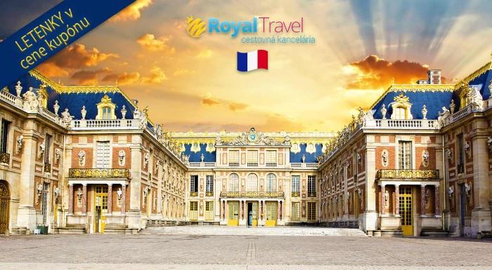 Fotka zľavy: Letecký zájazd do Paríža
