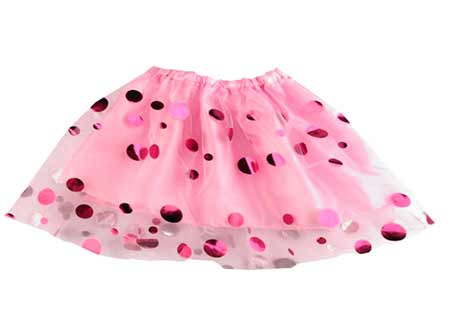 c90fa5e54774 Krásne dievčenské sukničky s bodkami
