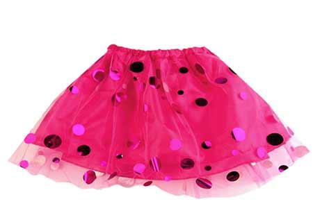 Dievčenská suknička - model 2