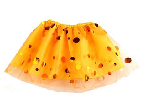 Dievčenská suknička - model 3