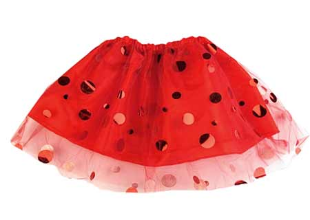 ae4d758b5818 Krásne dievčenské sukničky s bodkami
