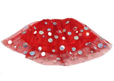 Dievčenská suknička - model 8