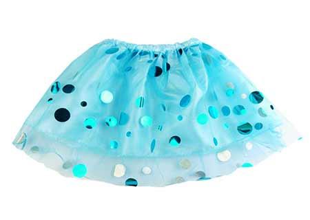 Dievčenská suknička - model 9