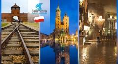 Zľava 50%: Pripravte si jesenné poznávanie a vyberte sa na zájazd do Krakowa s návštevou neslávne známeho Osvienčimu a soľnej bane Wieliczka.