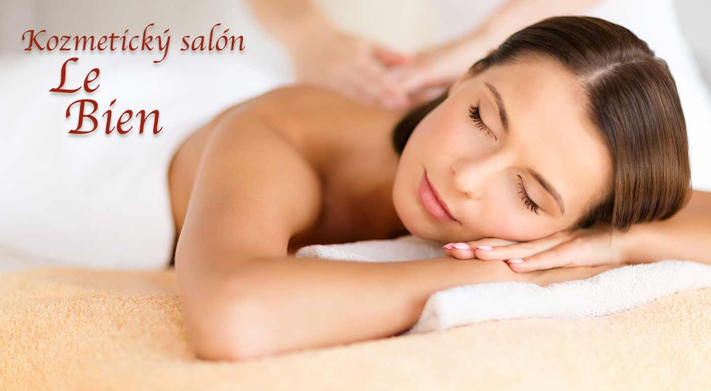 Relax pre ženy - masáž tváre s bahennou maskou alebo klasická masáž celého tela v centre Bratislavy