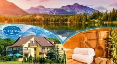 Zľava 31%: Okoreňte si život štipkou šafránu. Užite si nádherné 3 dni v penzióne Vila Šafrán aj s polpenziou a saunou. Zoberte partnera či deti a vychutnajte si jesennú idylku.