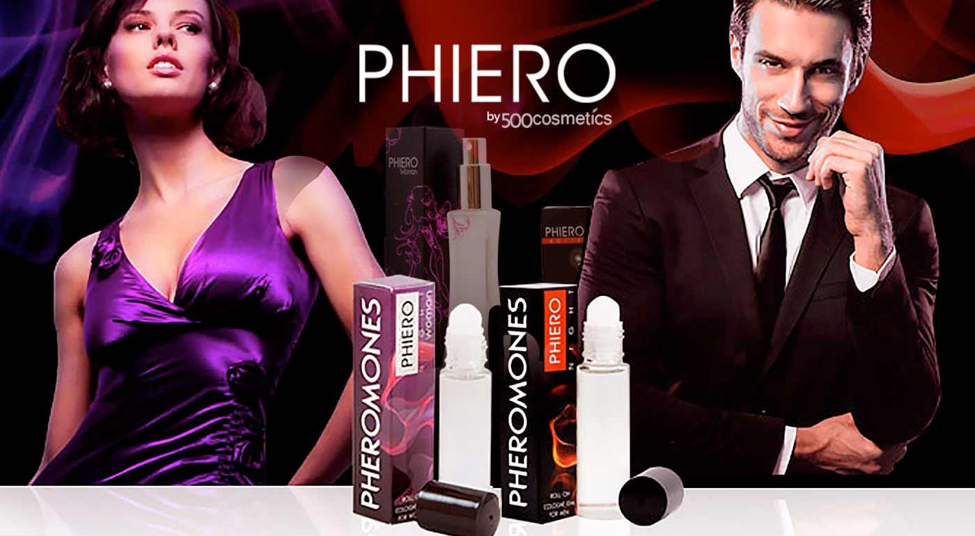 Exkluzívne feromónové parfémy Phiero Night pre neho a pre ňu