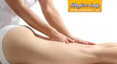 Zľava 55%: Ručná anticelulitídna masáž  - príjemný a účinný hodinový relax proti nežiadúcej pomarančovej koži!