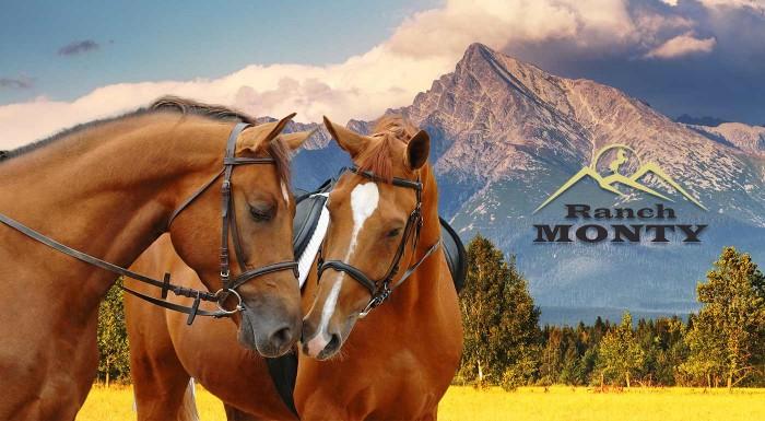 Fotka zľavy: Urobte si voľno a vyberte sa do Tatier. V Penzióne Monty Ranch sa budete môcť tešiť z polpenzie či jazdy na koni.