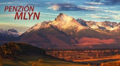 Zľava 44%: Nechajte sa zlákať krásou Vysokých Tatier - privíta vás Penzión Mlyn na 4, 5 alebo 6 dní s polpenziou. Možnosť jazdy na koni a masáží za super ceny!