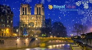 Zľava 42%: Vychutnajte si tie najkrajšie pamiatky zasneženého Paríža počas adventných sviatkov. Nenechajte si ujsť výhodný letecký zájazd vrátane všetkých letiskových poplatkov s ubytovaním v 3* hoteli.