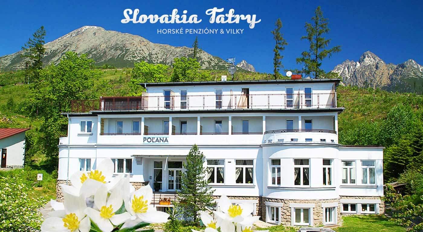 Fotka zľavy: Príďte si vychutnať babie leto vo Vysokých Tatrách - na 3 dni vás pozýva Penzión Poľana*** priamo na úpätí Slavkovského štítu. Polpenzia, vstup do relax centra a ďalšie bonusy v cene.
