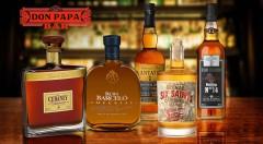 Zľava 20%: Milujete prvotriedne rumy? Alebo ste ich doteraz neskúsili? Teraz je na to ten najlepší čas. Príďte si vychutnať 8 prémiových rumov a zahryznúť ich chutným občerstvením.