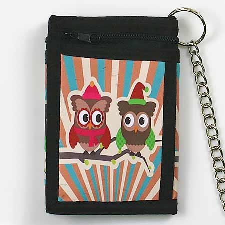 Peňaženka pre deti - vzor 1