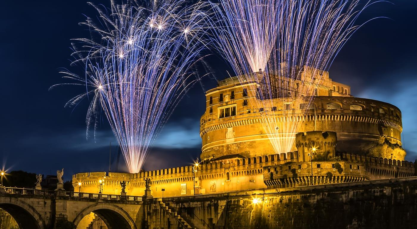 Taliansko: Silvestrovské oslavy v Ríme s prehliadkou mesta počas 5-dňového zájazdu