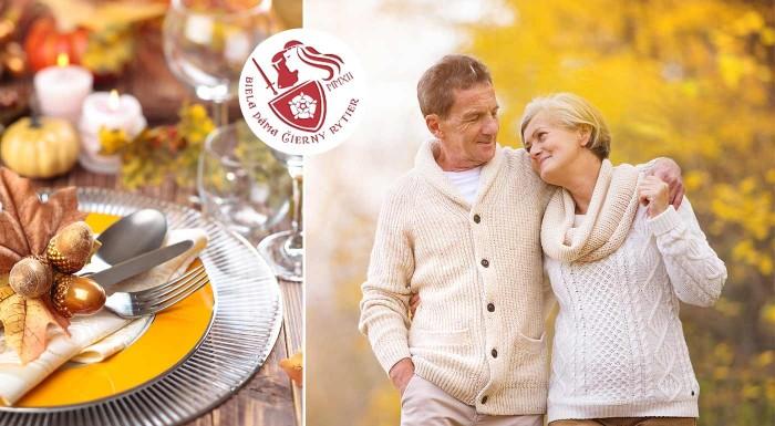 Fotka zľavy: Jesenná romantika pre seniorov na Spiši v historickom kaštieli Biela dáma a Čierny rytier pre dvoch vrátane plnej penzie prispôsobenej potrebám seniorov a masáží.