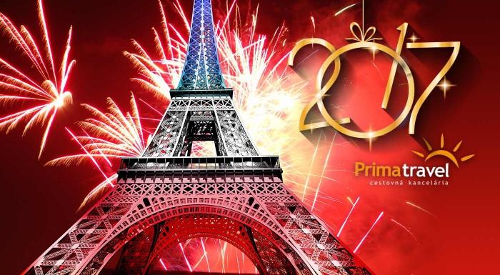 Fotka zľavy: Navštívte Paríž počas Silvestra a zažite oslavy Nového Roku vo veľkom štýle. Skvelý 5-dňový zájazd do Francúzska vám otvorí dvere do mesta módy, gastronómie i lásky.
