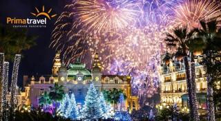 Zľava 36%: Prežite voľno medzi sviatkami tento rok inak než pred televízorom. Príďte si vychutnať atmosféru Francúzskej riviéry a miest Nice, Grasse, Cannes či Monaco počas osláv Nového roka.