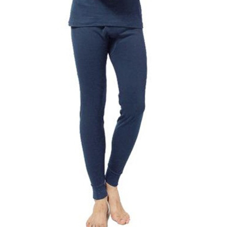 Pánske termo nohavice - farba bledomodrá - veľkosť L