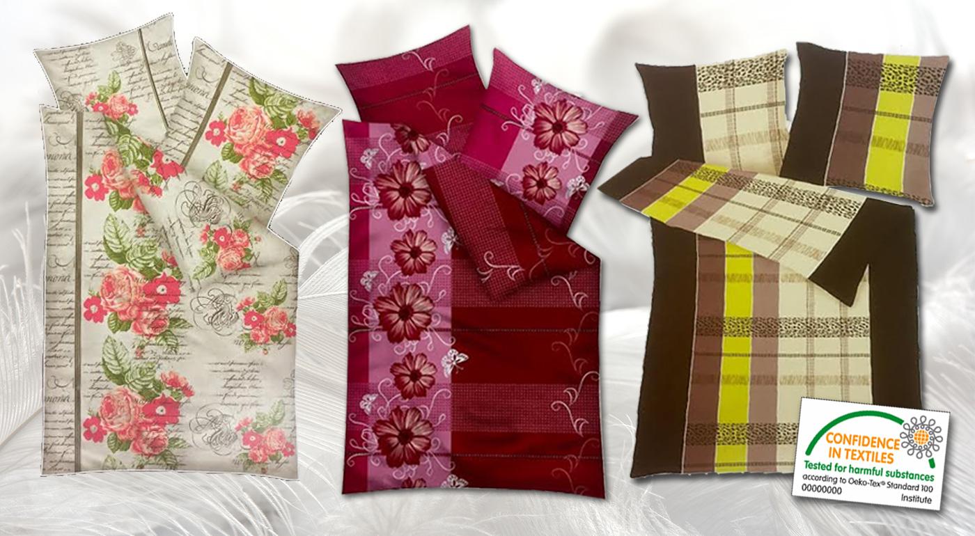 Kvalitné posteľné prádlo z mikrofázy pre spokojný spánok