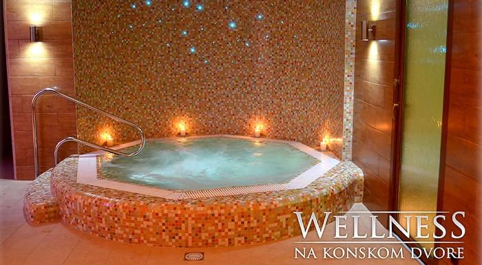 Fotka zľavy: Kráľovstvo za koňa! Príďte si oddýchnuť do výnimočnej prírody Slovenského krasu a užite si wellness, masáže i skvelú polpenziu v penzióne Konský Dvor.