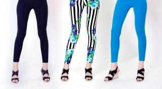 Zľava 33%: Legíny sú univerzálny kúsok, ktorý sa hodí na každú príležitosť. Zásobte sa elegantnými, športovými alebo trendy kúskami s potlačou a ukážte nohy v celej svojej paráde.