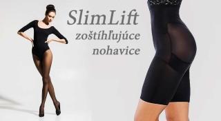 Zľava 92%: Chcete vyzerať štíhlejšie a krajšie? Siahnite po zoštíhľujúcich nohaviciach s čipkou Slim Lift a zbavte sa opticky až 8 kilogramov v jedinom okamihu.