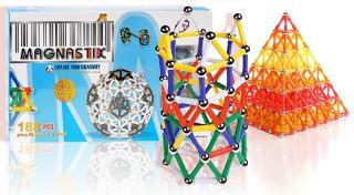 Zľava 35%: Magnetická stavebnica Magnastix poteší nielen malých inžinierov. Prekvapte ich užitočným darčekom, ktorý rozvíja predstavivosť i logické myslenie.