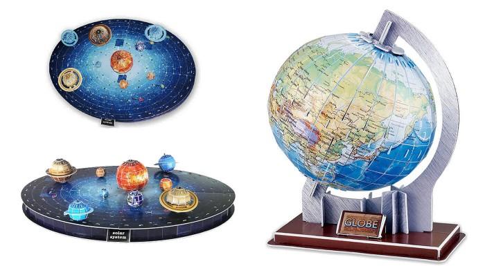 Výnimočné 3D puzzle