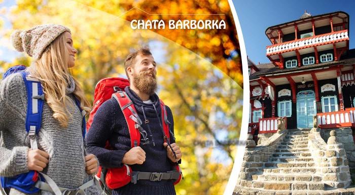 Fotka zľavy: Užite si relaxačný pobyt na Morave s ideálnou polohou na výlety a turistiku. Vyberte si variant s pečenou svätomartinskou husou a doprajte si relax v Chate Barborka