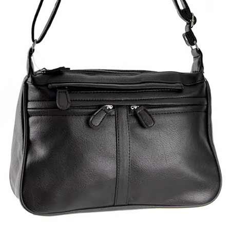 Dámska kabelka PENELOPÉ - čierna