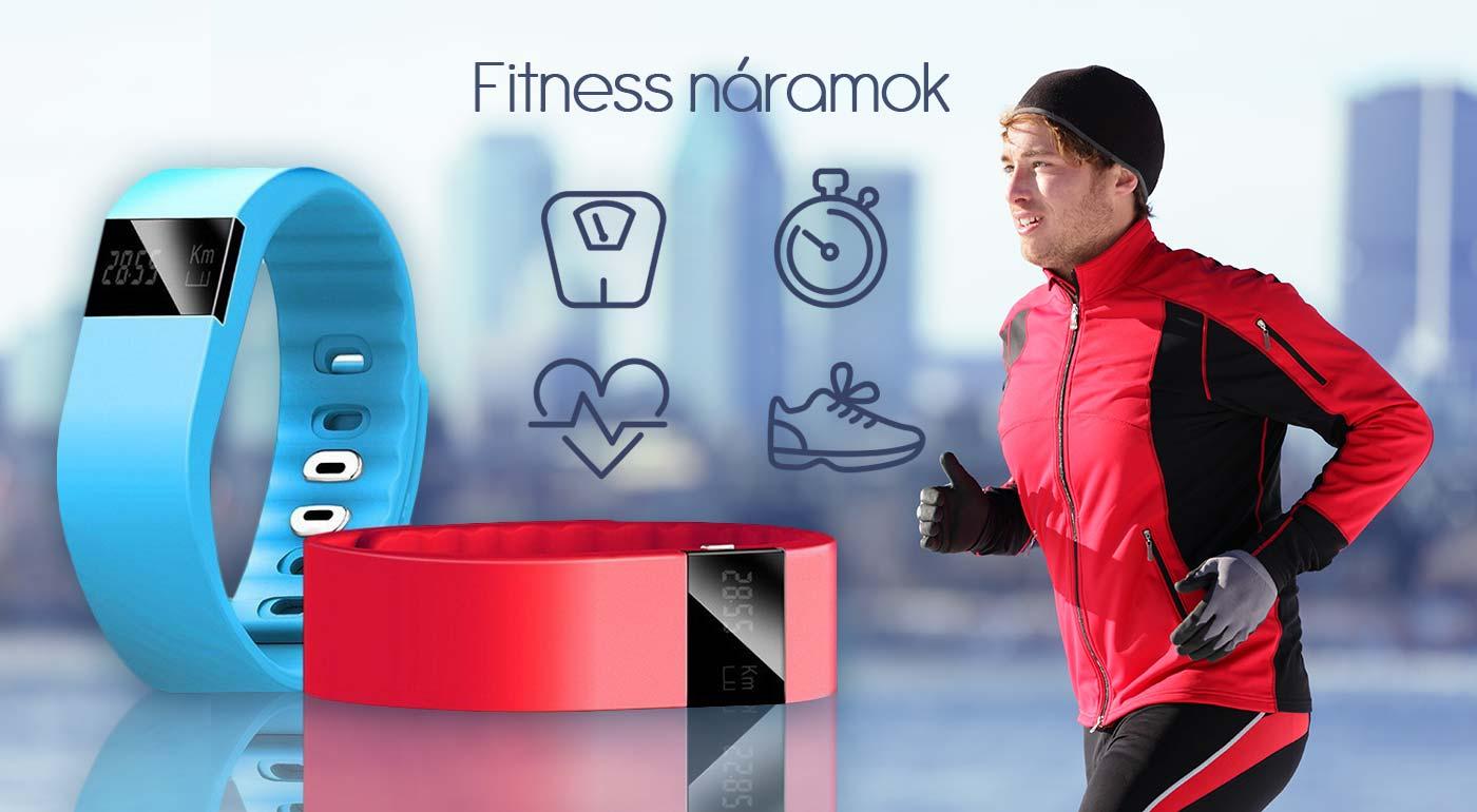 Fotka zľavy: Majte všetky svoje športové aktivity pod kontrolou. Inteligentný fitness náramok vám pomáha merať dosiahnuté výsledky a pripomína, čo môžete robiť pre zdravie.