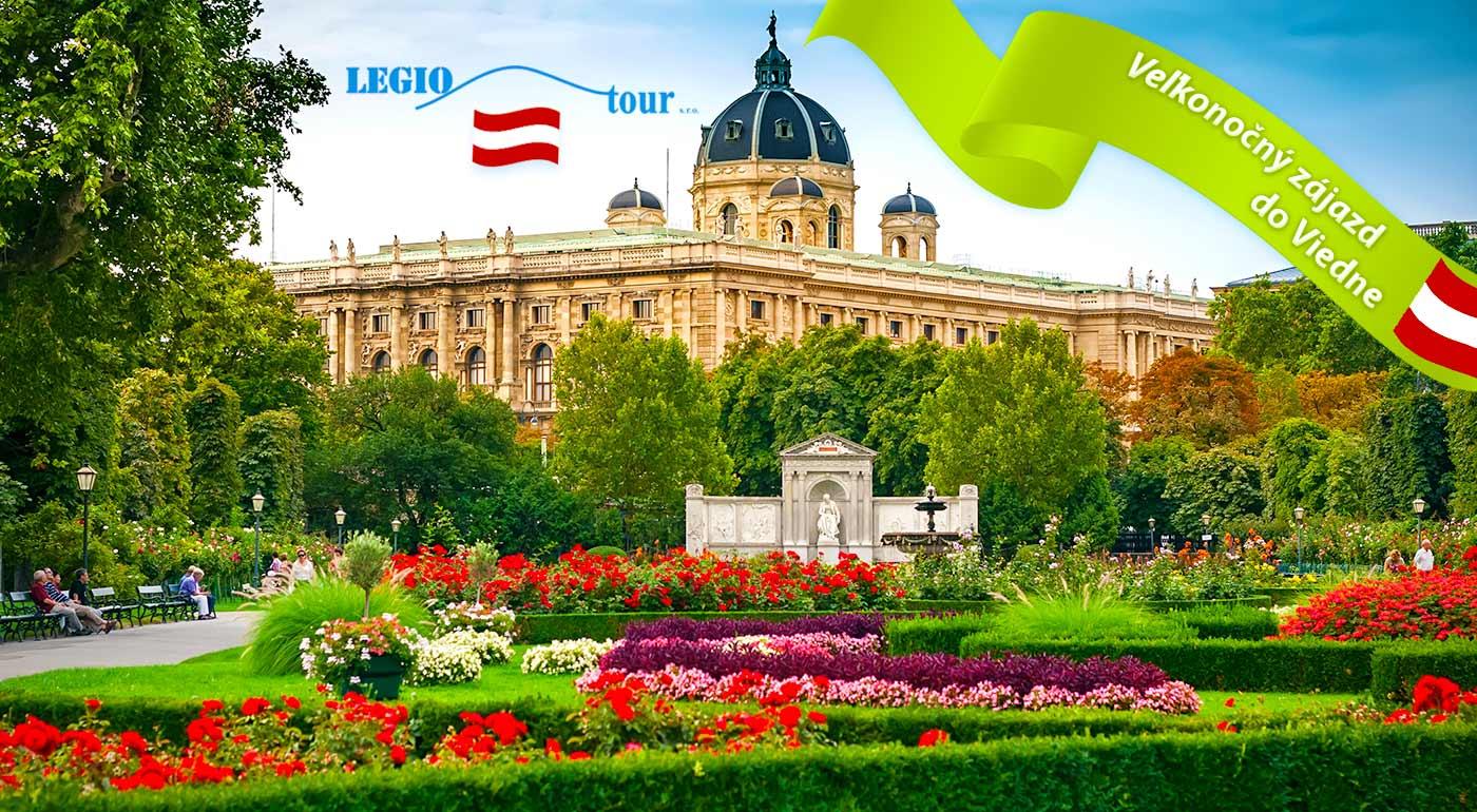 Navštívte Viedeň počas Veľkej noci a užite si veľkonočné trhy v historickom centre