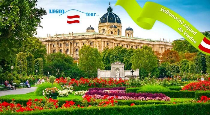 Fotka zľavy: Urobte si výlet do historickej Viedne odetej do veľkonočného šatu! Jednodňový zájazd s CK Legiotour s návštevou veľkonočných trhov a prehliadkou mesta so sprievodcom!